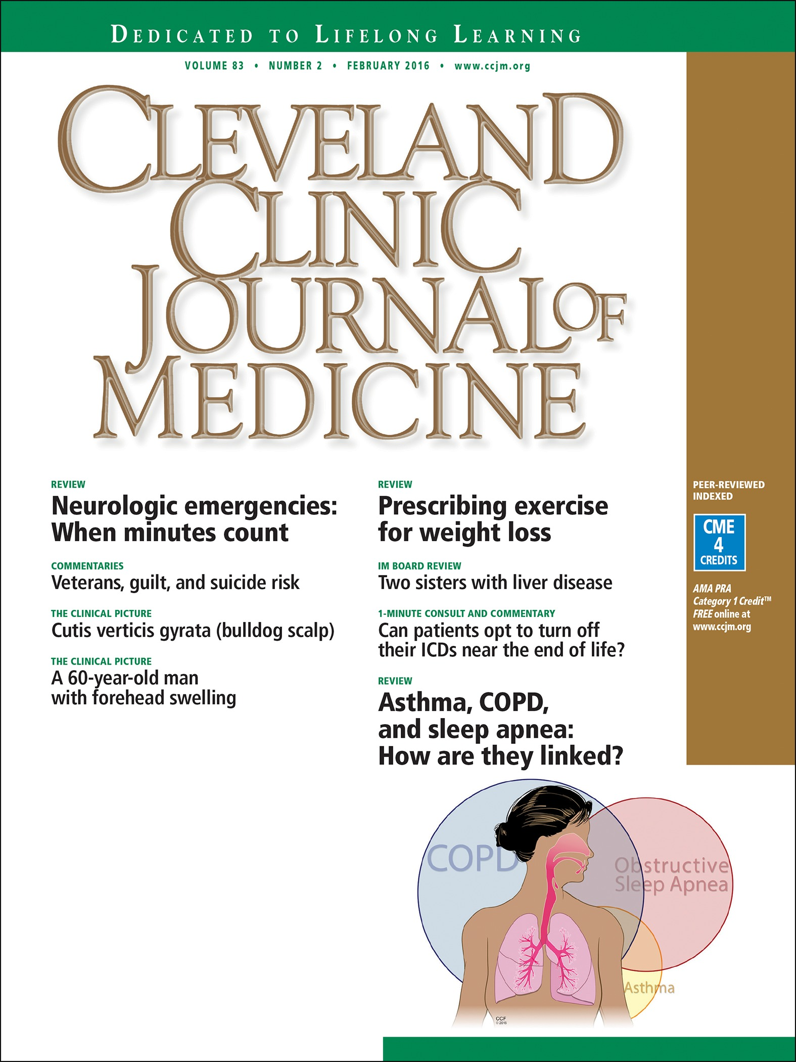 Prescribing Exercise To Help Your Patients Lose Weight   Cleveland Clinic  Journal Of Medicine