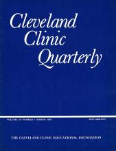 Cleveland Clinic Journal of Medicine: 50 (1)