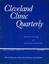 Cleveland Clinic Journal of Medicine: 50 (2)