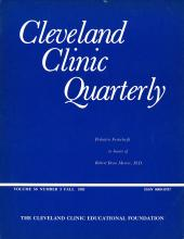 Cleveland Clinic Journal of Medicine: 50 (3)