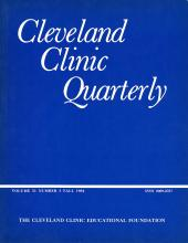Cleveland Clinic Journal of Medicine: 51 (3)