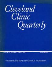 Cleveland Clinic Journal of Medicine: 51 (4)