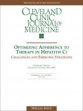 Cleveland Clinic Journal of Medicine: 71 (5 suppl 3)