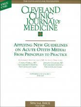 Cleveland Clinic Journal of Medicine: 71 (6 suppl 4)