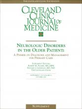 Cleveland Clinic Journal of Medicine: 72 (10 suppl 3)