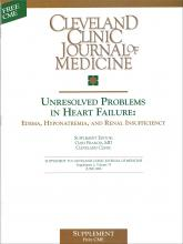 Cleveland Clinic Journal of Medicine: 73 (6 suppl 2)