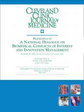 Cleveland Clinic Journal of Medicine: 74 (3 suppl 2)