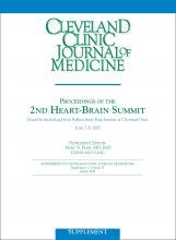 Cleveland Clinic Journal of Medicine: 75 (3 suppl 2)