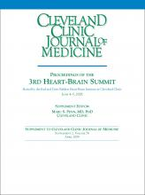 Cleveland Clinic Journal of Medicine: 76 (4 suppl 2)