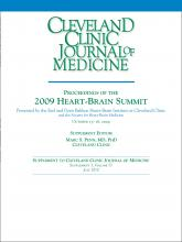 Cleveland Clinic Journal of Medicine: 77 (7 suppl 3)