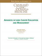 Cleveland Clinic Journal of Medicine: 79 (5 e-suppl 1)