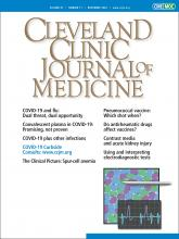 Cleveland Clinic Journal of Medicine: 87 (11)